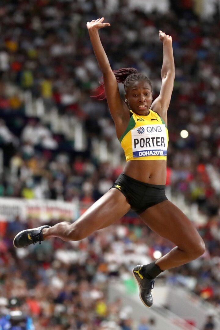 Chanice Porter
